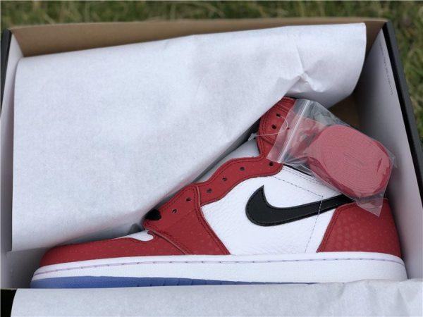 Air Jordan 1 Chicago Crystal Gym Red white in box