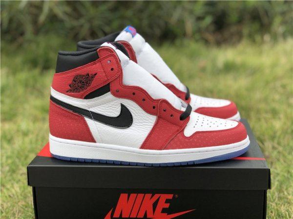 Air Jordan 1 Retro High OG Chicago Crystal