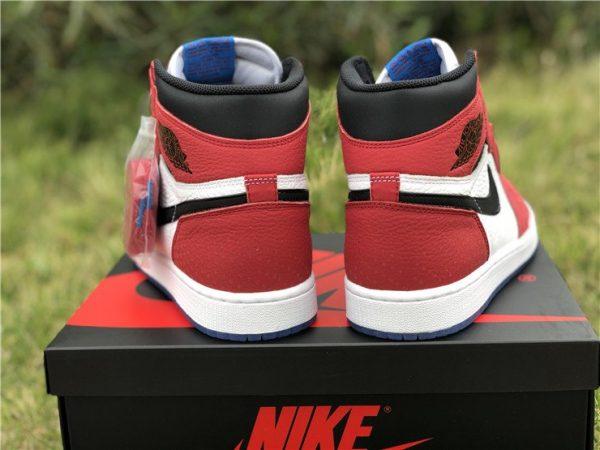 Air Jordan 1 Retro High OG Chicago Crystal back