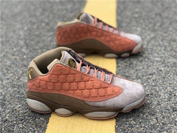 Air Jordan 13 Low Clot Terra Blush 219 shoes