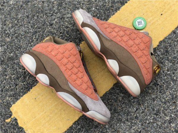 Air Jordan 13 Low Clot Terra Blush shoe
