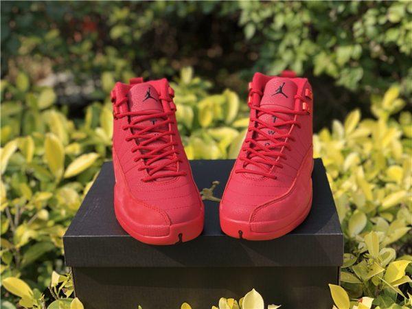 Air Jordan 5 Bred Black University Red front