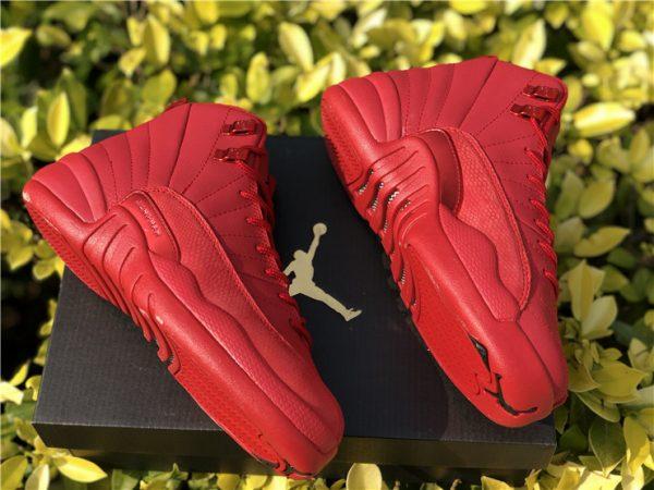Air Jordan 5 Bred Black University Red side