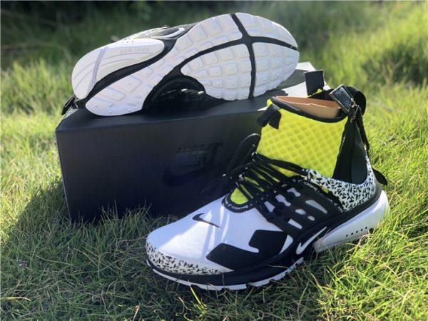 Nike Air Presto Mid Acronym Dynamic Yellow shoes