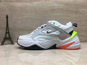 Nike M2K Tekno Pure Platinum Glossy Volt