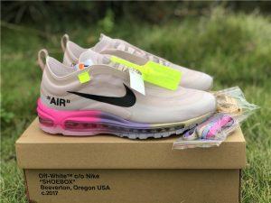 Off-White x Nike Air Max 97 Queen