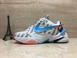 Parra Nike Air M2K Tekno Multicolor off white