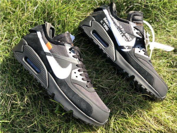 buy Black Off-White Nike Air Max 90