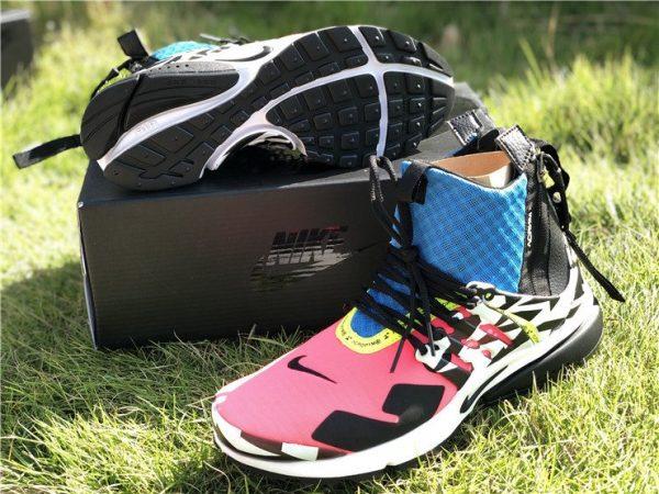 buy Nike Air Presto Mid x Acronym Racer Pink