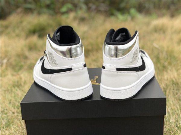 Air Jordan 1 Mid Alternate Think 16 heel
