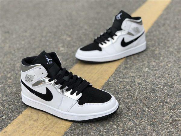 Alternate Think 16 Air Jordan 1 Mid 554724-121 shoes