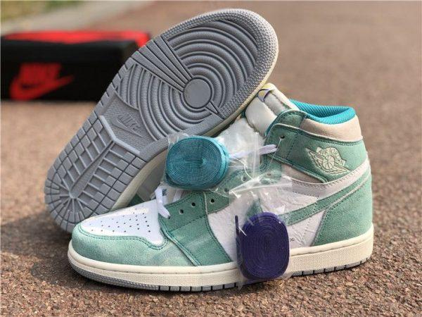 Air Jordan 1 High OG Turbo Green shoes