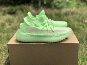 Glow in the Dark adidas Yeezy Boost 350 V2 Green