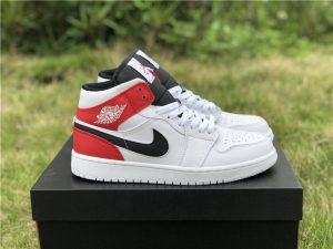 Nike Air Jordan 1 Mid Chicago Remix