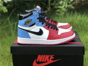 Women Air Jordan 1 Low Slip Chicago