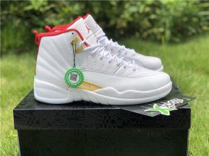 Jordan 12 Retro Fiba 2019