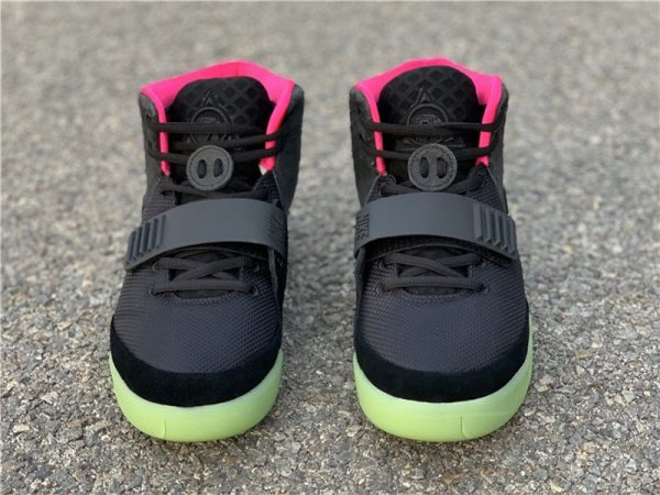 Kanye West X Nike Air Yeezy 2 NRG Solar Red front