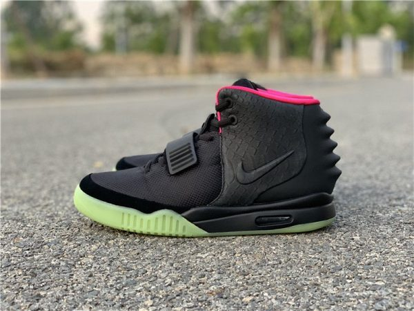 Kanye West X Nike Air Yeezy 2 NRG Solar Red shoes