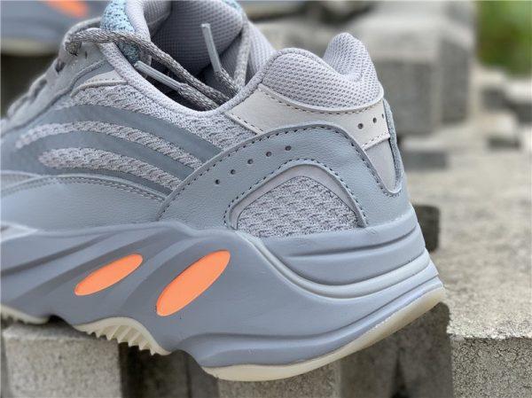 Kanye West adidas Yeezy 700 V2 Inertia orange