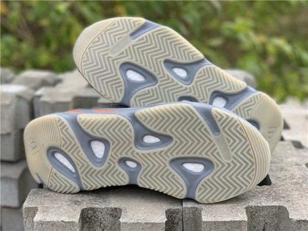 Kanye West adidas Yeezy 700 V2 Inertia sole