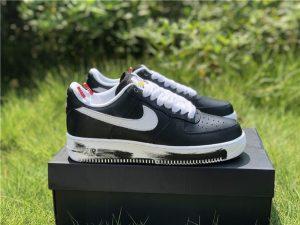 Nike Air Force 1 07 X Peaceminusone Black white