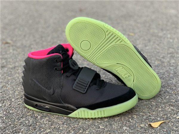 Nike Air Yeezy 2 NRG Solar Red sneaker