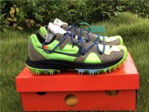 Off-White Nike Zoom Terra Kiger 5 Electric Green