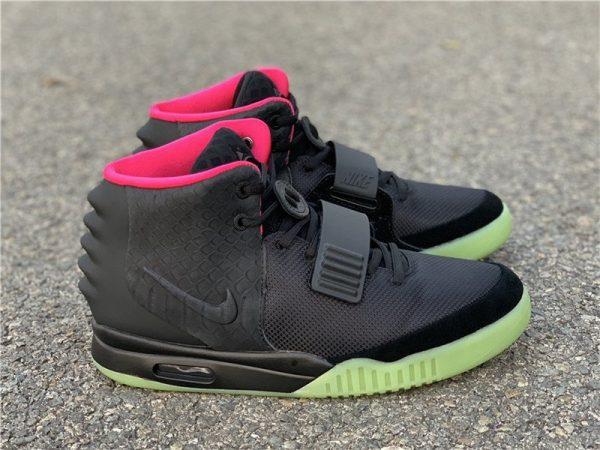 Restock-Kanye West X Nike Air Yeezy 2 NRG Solar Red