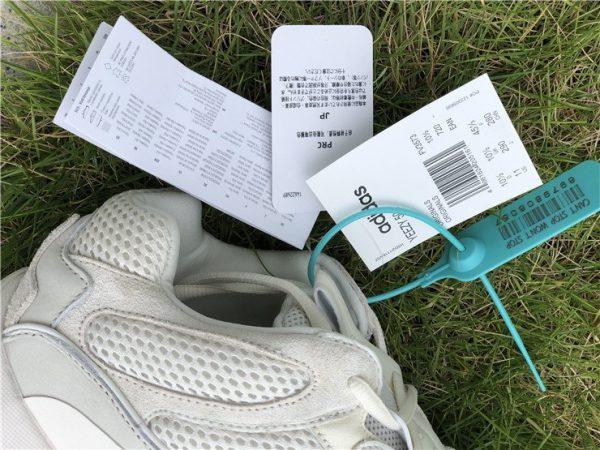 adidas Yeezy 500 Bone White FV3573 for sale