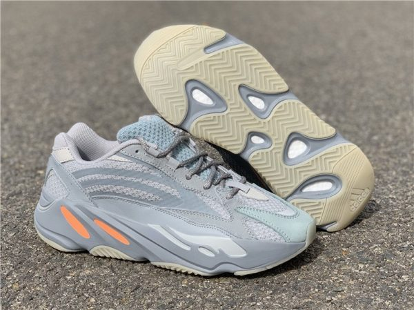 adidas Yeezy 700 V2 Inertia FW2549 sole look