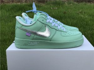 Air Force 1 Low X Off-White Green