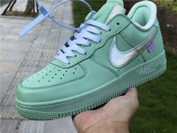 Air Force 1 Low X Off-White Green on hand