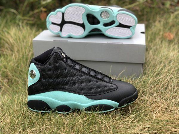 New Air Jordan 13 Island Green sneaker