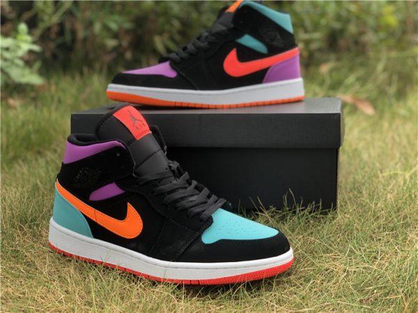 Nike Air Jordan 1 Mid green
