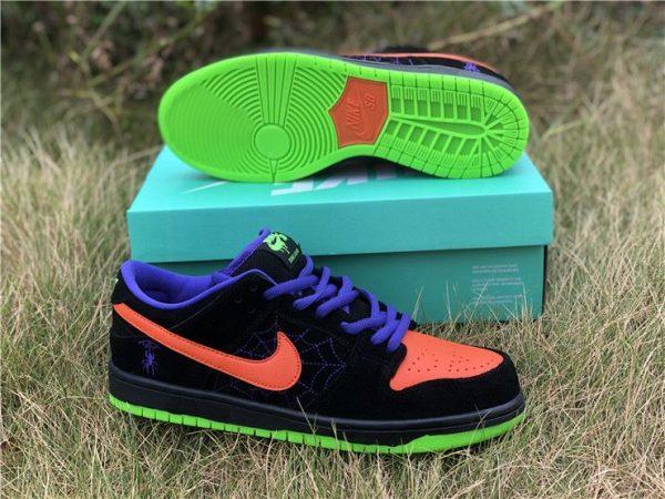 Nike SB Dunk Low Night of Mischief Trick Treat
