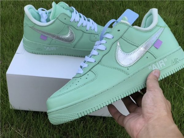 Off-White Air Force 1 Low Green sneaker sale