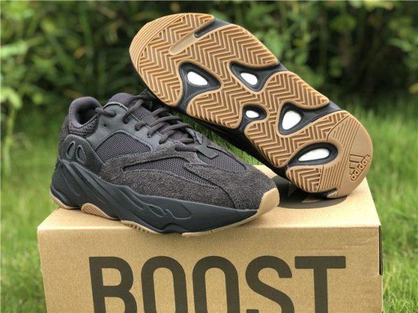 Yeezy Boost 700 Utility Black adidas shoes