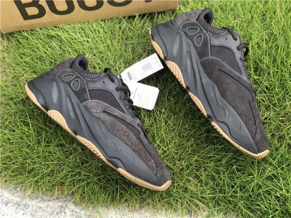 Yeezy Boost 700 Utility Black adidas sides