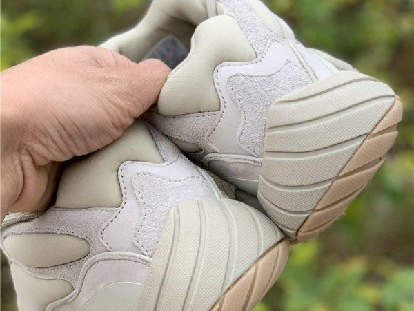 adidas Yeezy 500 Stone back