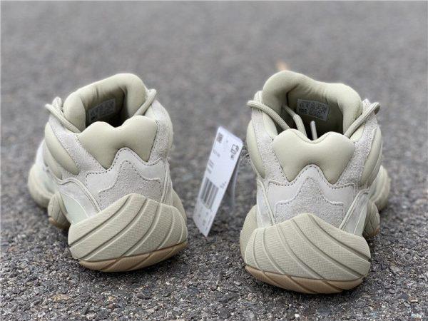 adidas Yeezy 500 Stone heel