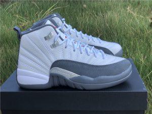 2019 Air Jordan 12 Dark Grey