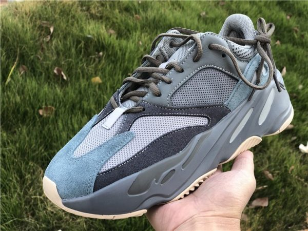 Adidas Yeezy Boost 700 Teal Blue front