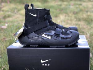 Nike Free TR 3 Flyknit SP x MMW Black