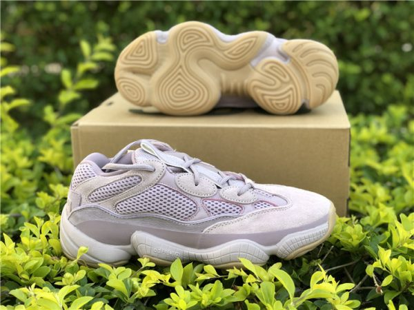 adidas Yeezy 500 Soft Vision 2019 new colorway