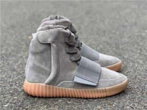 adidas Yeezy Boost 750 Glow In the Dark Light Grey Gum