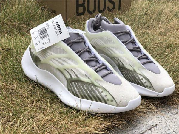 shop adidas Yeezy 700 V3 White Grey Green