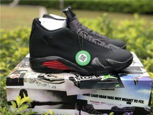 Air Jordan 14 SE Black Ferrari