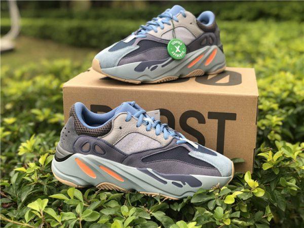2019 adidas Yeezy Boost 700 Carbon Blue