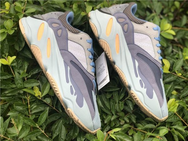 2019 adidas Yeezy Boost 700 Carbon Blue panel