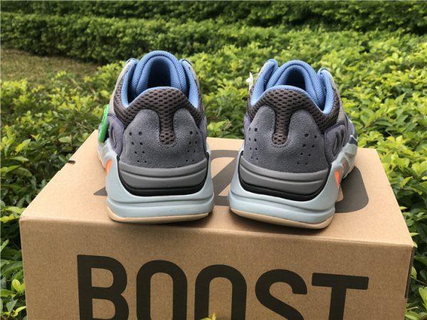 adidas Yeezy Boost 700 Carbon Blue heel